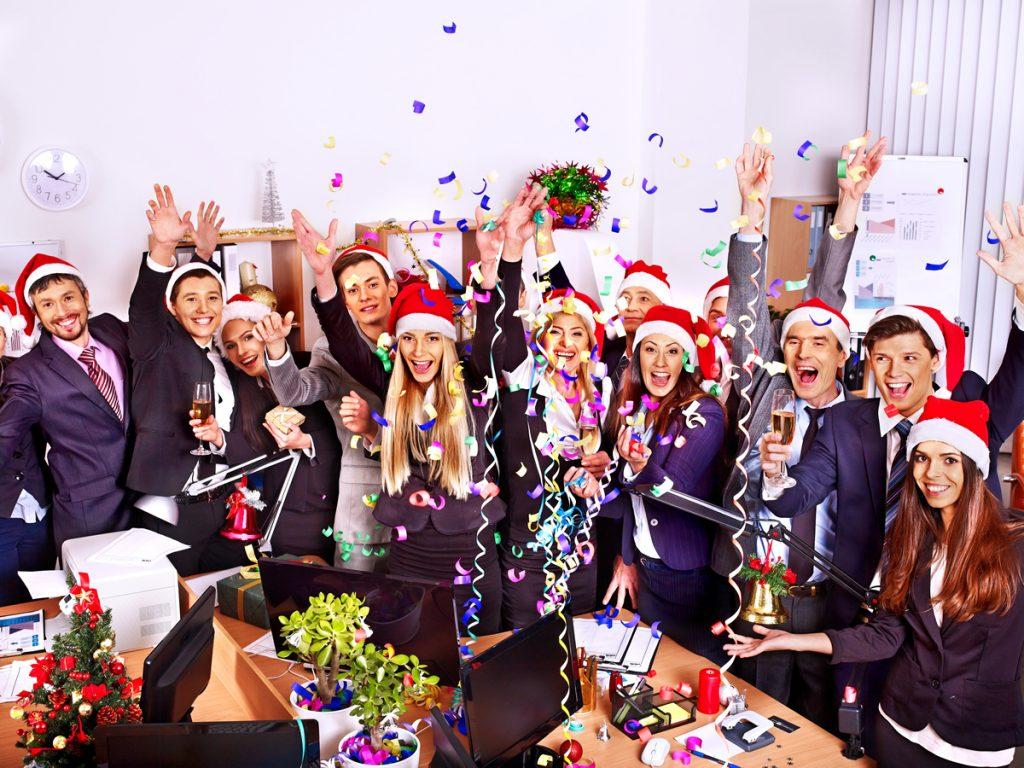 Team Building Navidad