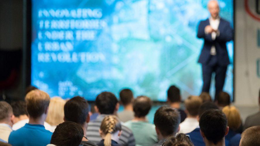 Las mejores ideas para organizar una convención de empresa