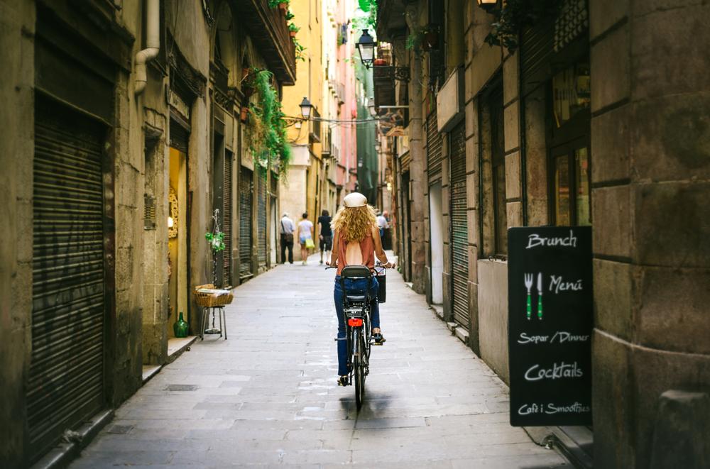 Gymkana en Barcelona para empresas