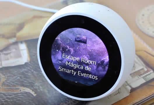 Skill para Escape Rooms para empresas