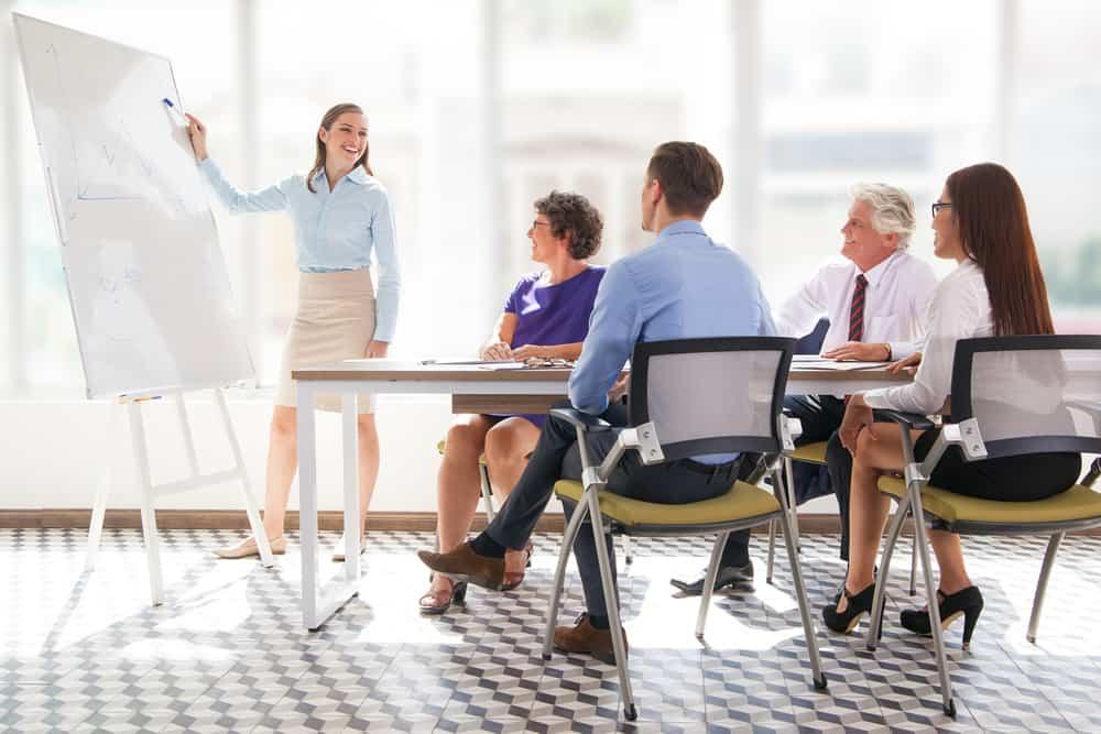 teambuilding en la oficina