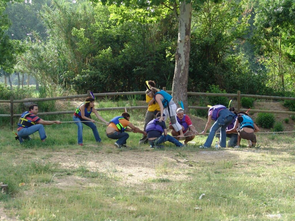 Actividad trabajo en equipo