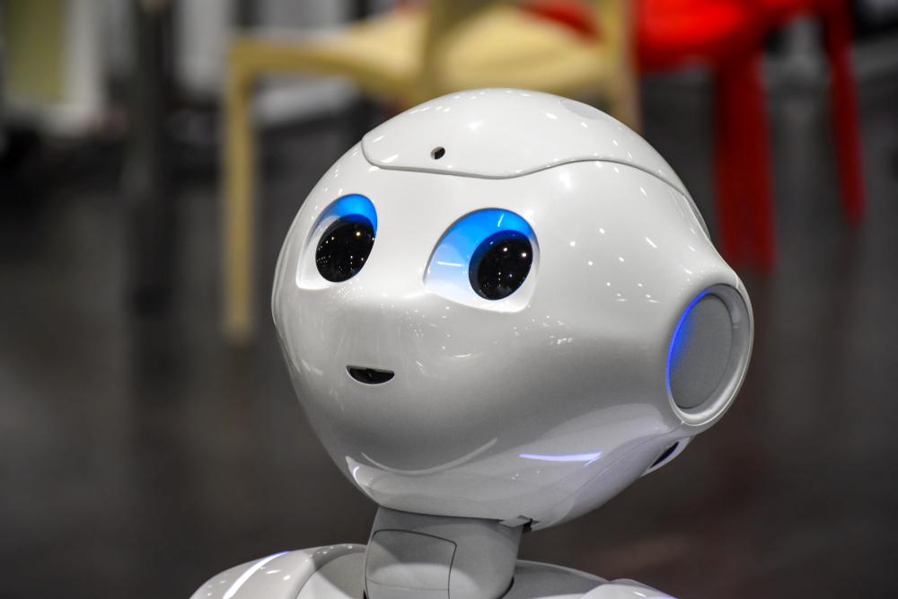 Robots y drones para eventos y convenciones
