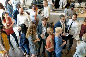 Convenciones con Team Building
