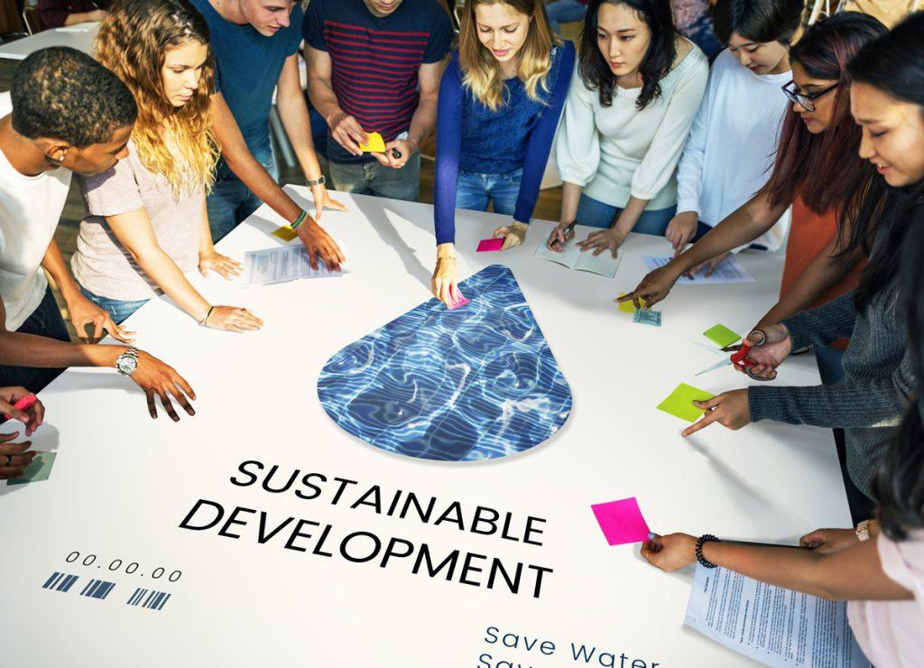 desarrollo sostenible en Eventos