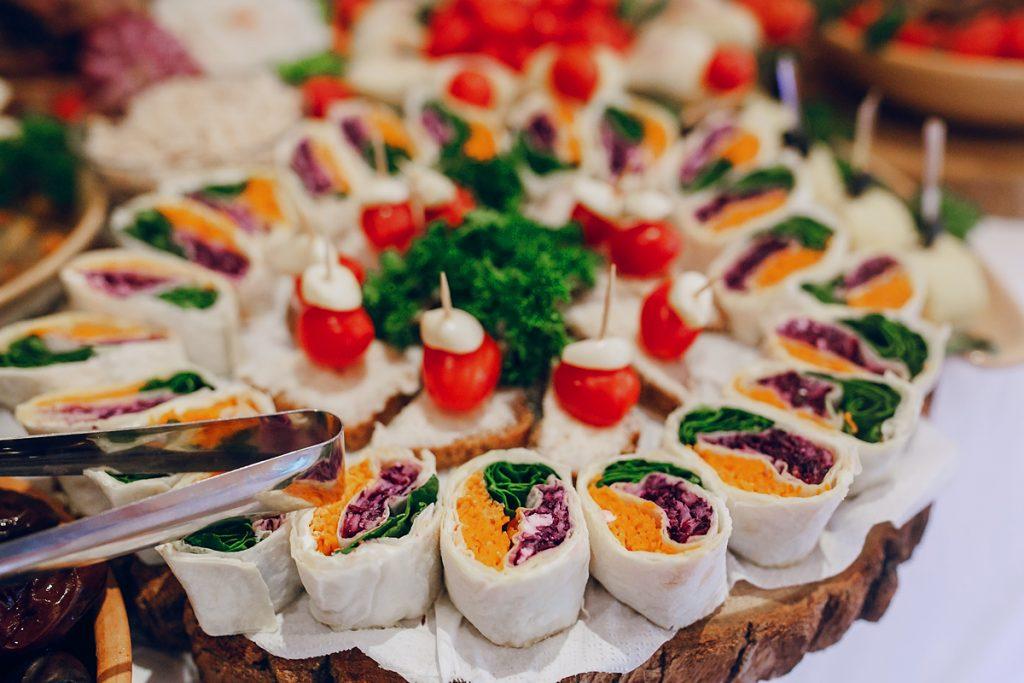 Catering eventos de empresas