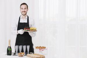 Catering para eventos de empresa