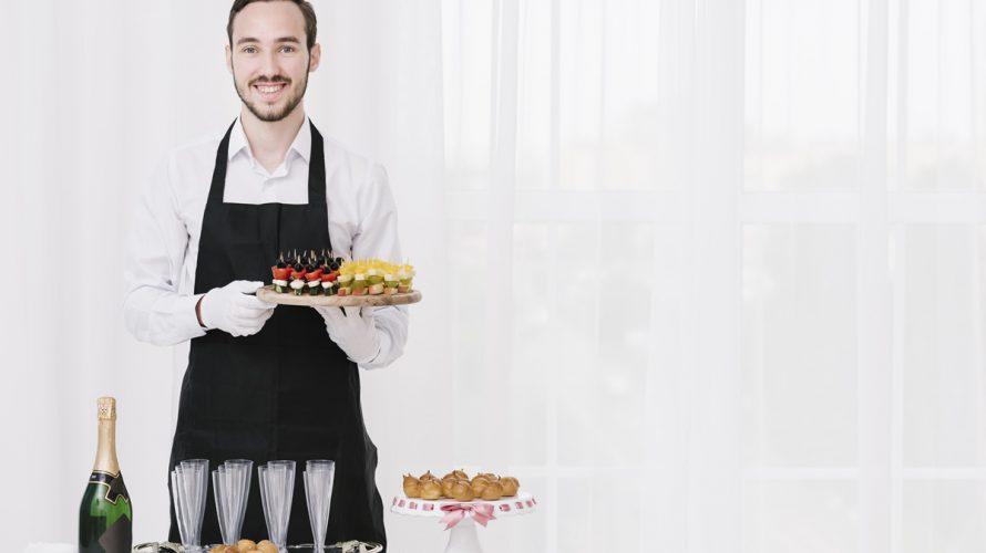 Catering para eventos de empresa y actividades Team Building
