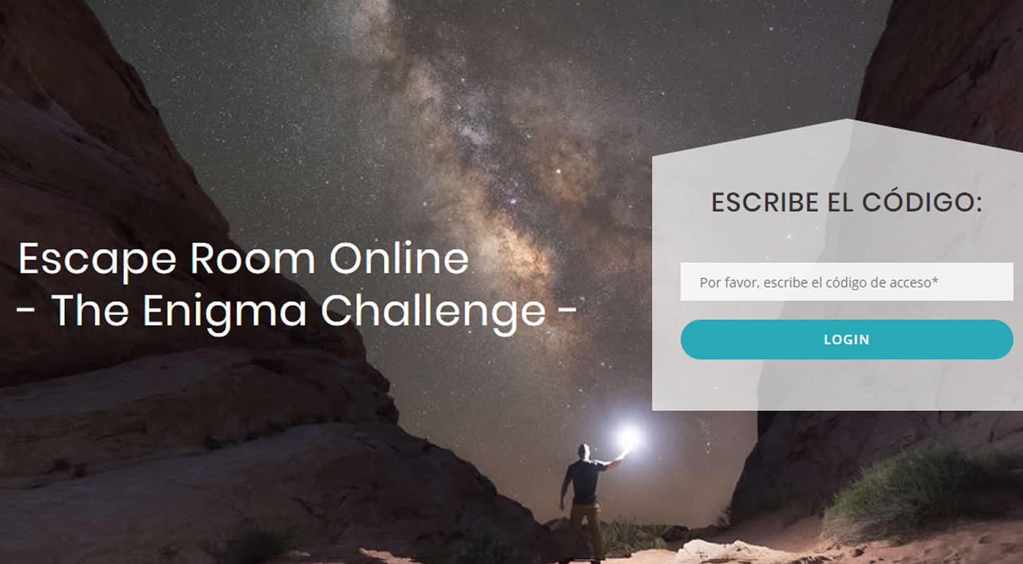 Escape Room Online y Virtual