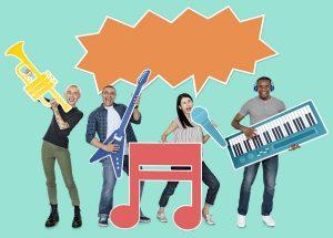 Team Building con música