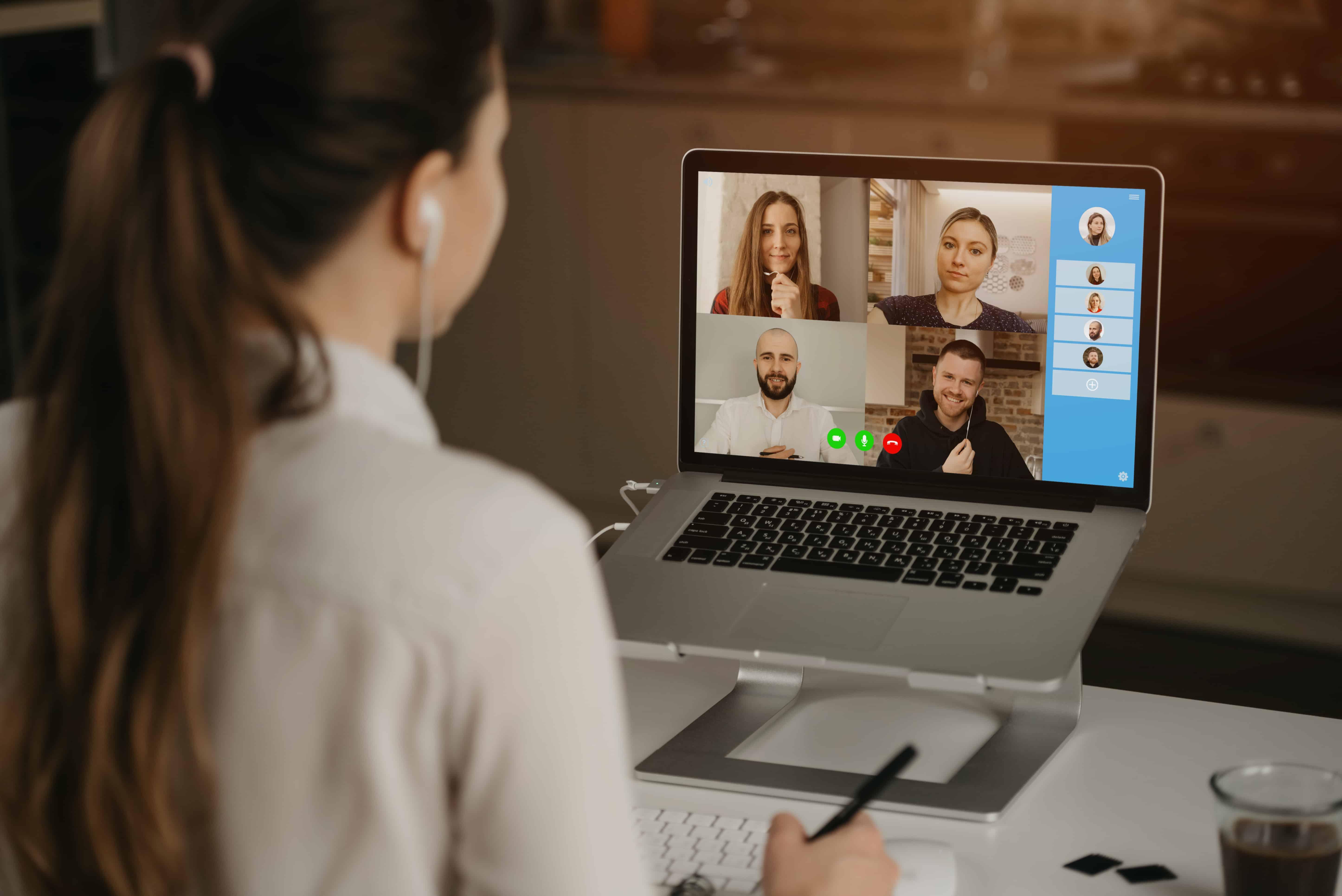 Organización de eventos online para empresas