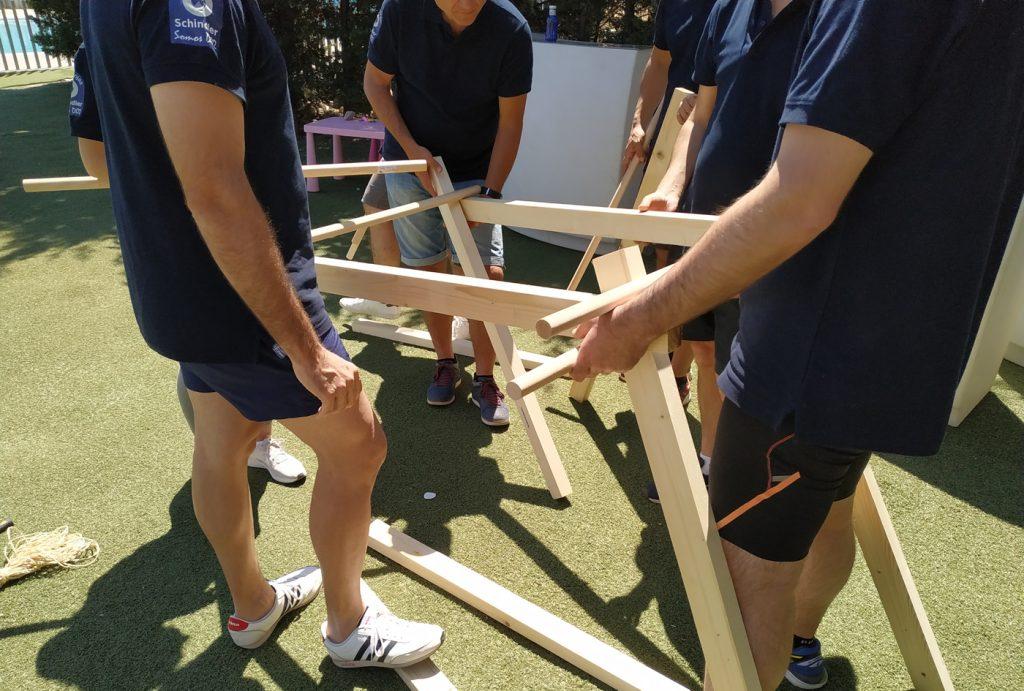 Team Building Híbridos
