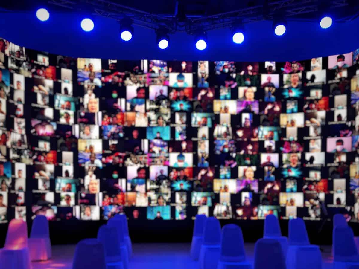Empresa de eventos online y virtuales
