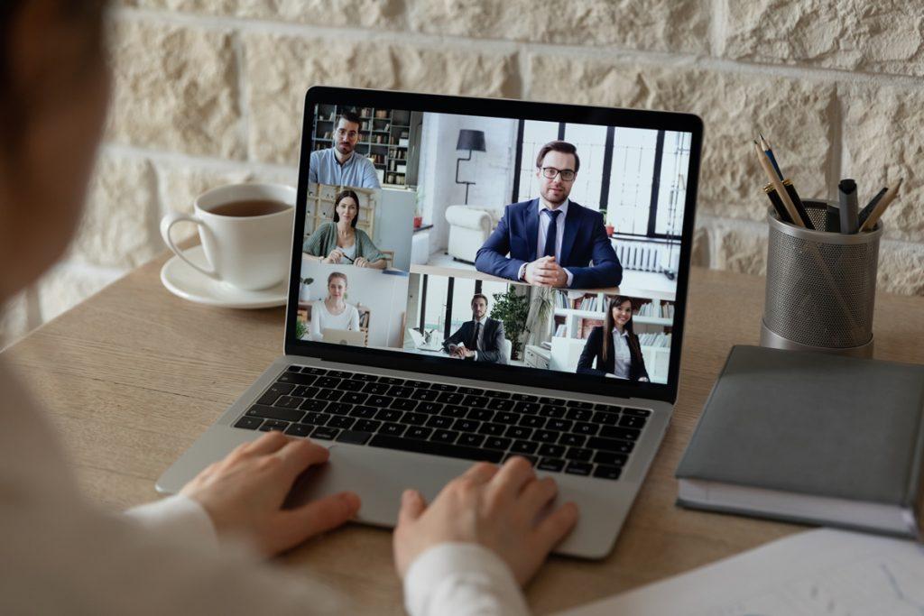 Empresas eventos online